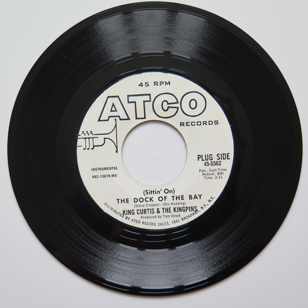 King Curtis & The Kingpins (Sittin' On) The Dock Of The Bay / This Is Soul