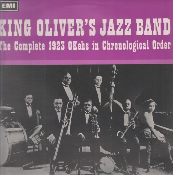 #<Artist:0x007f2769427df8> - King Oliver's Jazz Band