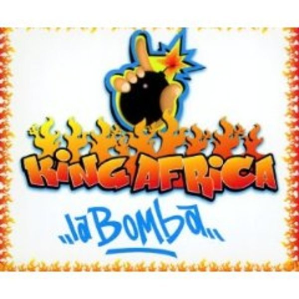 KING AFRICA - La Bomba - CD Maxi