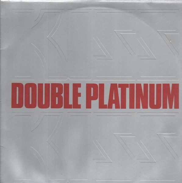 Kiss Double Platinum