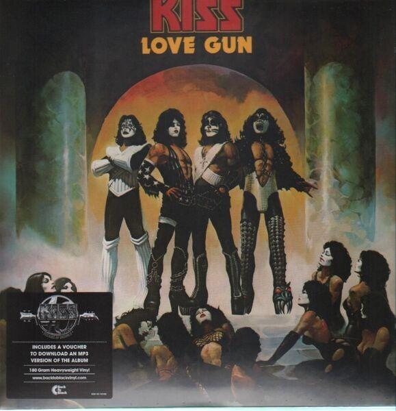 #<Artist:0x00007f6504dbe320> - Love Gun