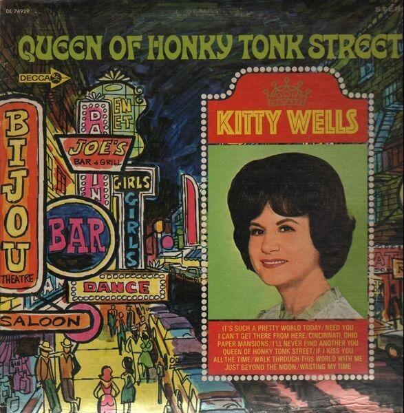 #<Artist:0x00007f41764d3cd0> - Queen of Honky Tonk Street