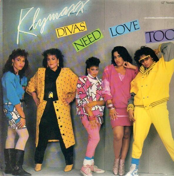 Klymaxx Divas Need Love Too