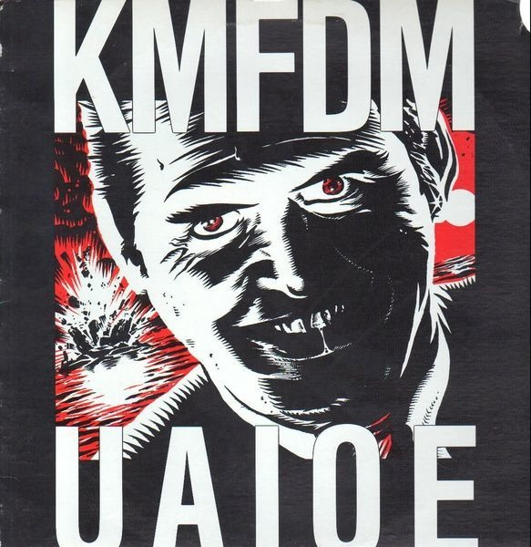 Kmfdm Uaioe Records Lps Vinyl And Cds Musicstack