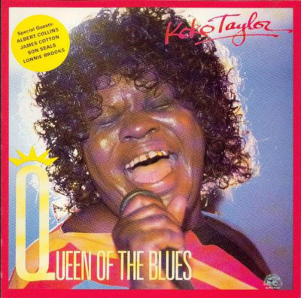 #<Artist:0x007f707a9be4b0> - Queen of the Blues