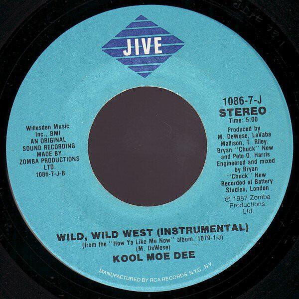 #<Artist:0x007f8842ebc798> - Wild, Wild West