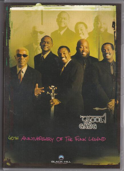 #<Artist:0x00007f4e06bc3058> - 40th Anniversary Of The Funk Legend