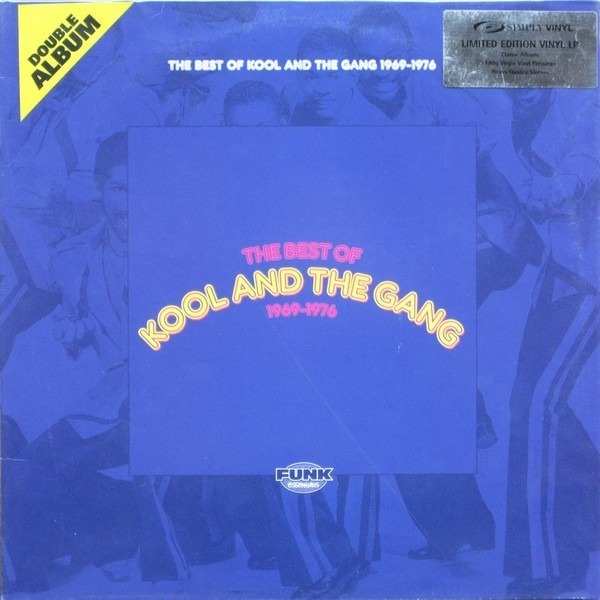 #<Artist:0x00007f4dec9b4ee8> - The Best Of Kool And The Gang 1969-1976