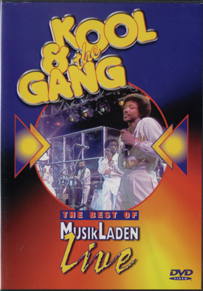 #<Artist:0x00007f4e0d7b9690> - The Best Of MusikLaden-Live: Kool & The Gang