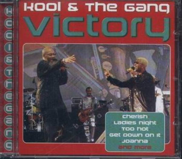 KOOL & THE GANG - Victory - CD