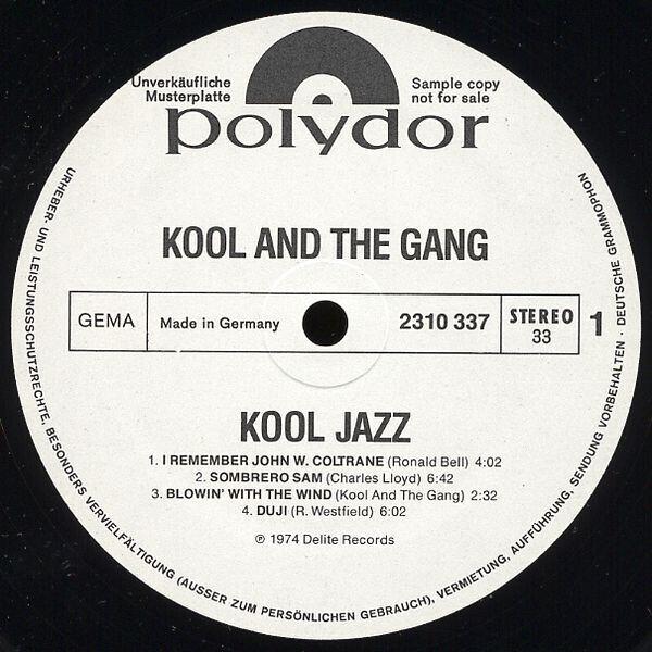 #<Artist:0x00007fd8a175eed8> - Kool Jazz