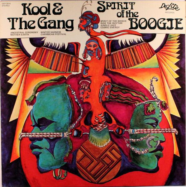 #<Artist:0x00000000083cd0e0> - Spirit of the Boogie