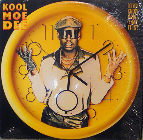 #<Artist:0x00000008361ea8> - Do You Know What Time It Is? / I'm Kool Moe Dee