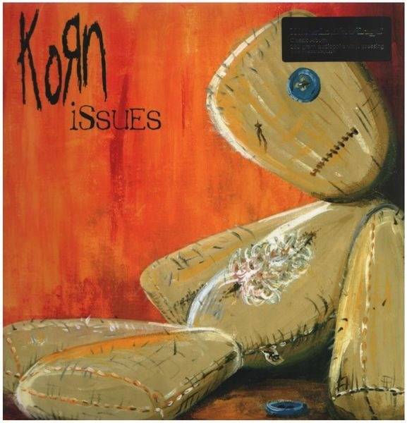 KORN - Issues (180G) - LP x 2