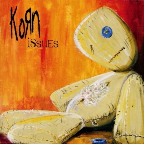 KORN - Issues - CD