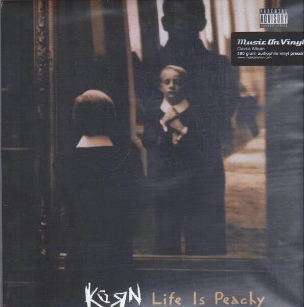 KORN - Life is Peachy (180GR) - LP