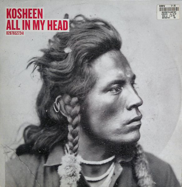 KOSHEEN - All In My Head - Maxi x 1