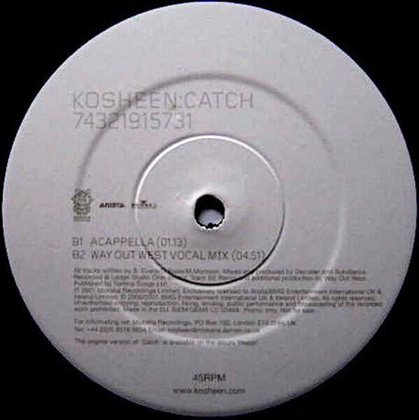 KOSHEEN - Catch - Maxi x 2