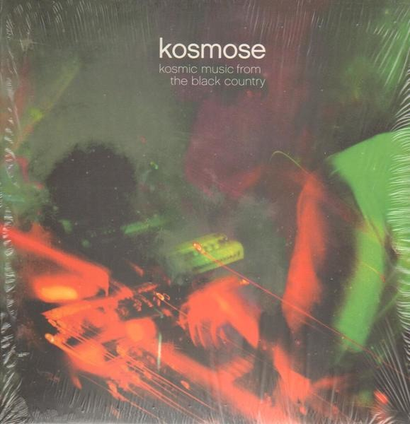 KOSMOSE - Kosmic Music From The Black Country (GREEN MARBLED TRANSLUCENT) - 33T x 2