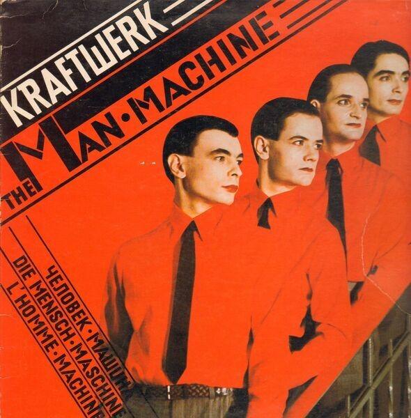 #<Artist:0x007f940138cc40> - The Man Machine