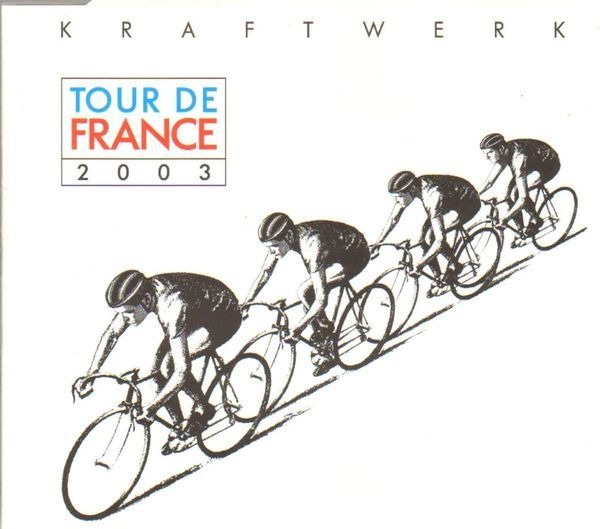 KRAFTWERK - Tour de France (REMASTERED) - CD single