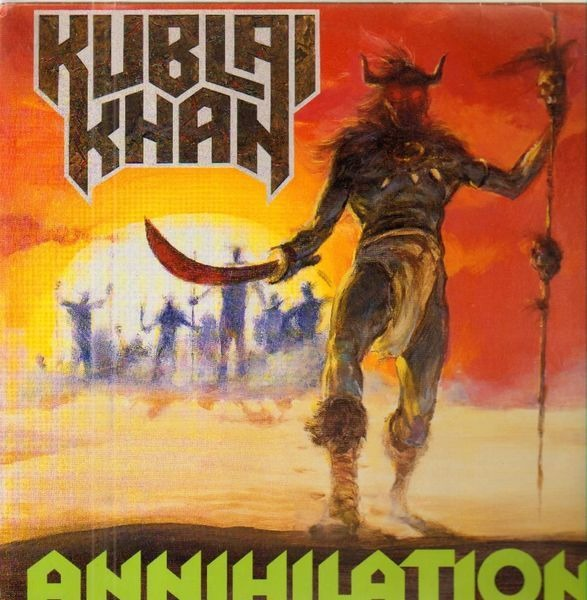 Kublai Khan Annihilation (ORIGINAL GERMAN)
