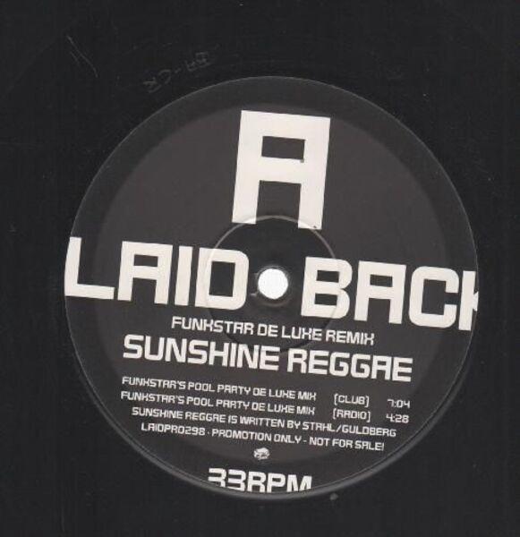 #<Artist:0x00007f4e176ca018> - Sunshine Reggae