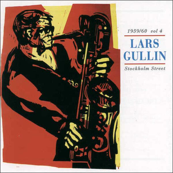 LARS GULLIN - 1959/60 Vol 4 Stockholm Street - CD
