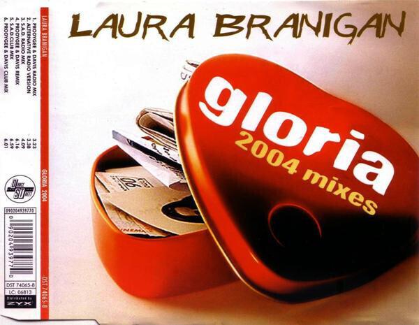 #<Artist:0x00007fd9015c7e70> - Gloria 2004