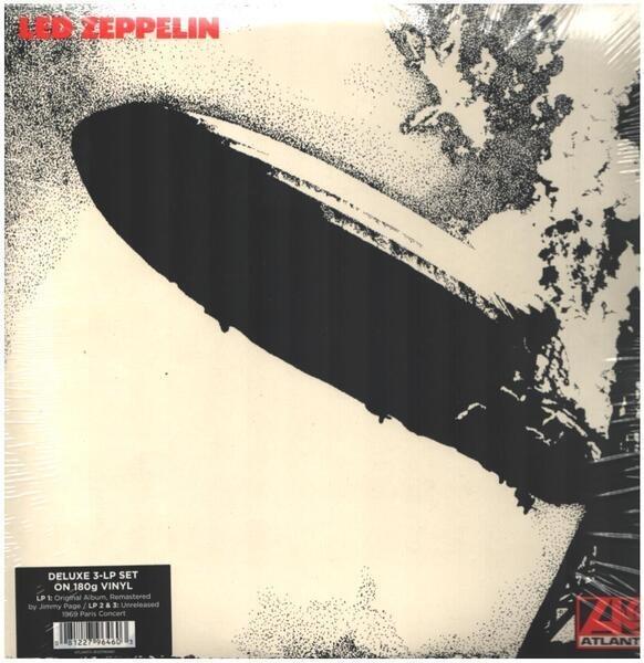 #<Artist:0x00007ff22e0d52a0> - Led Zeppelin I