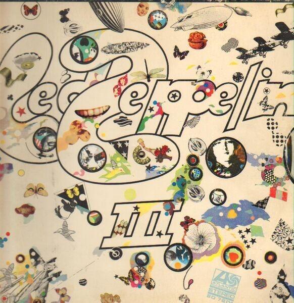 #<Artist:0x0000000007b67bd0> - Led Zeppelin III
