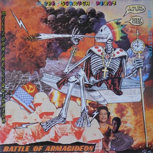 #<Artist:0x00007fd903e03f60> - Battle of Armagideon (Millionaire Liquidator)