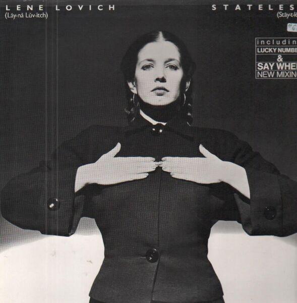 LENE LOVICH - Stateless - LP
