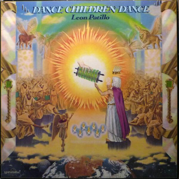 LEON PATILLO - Dance Children Dance - LP