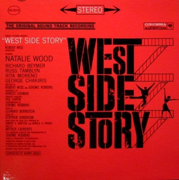 #<Artist:0x00007fce6fa224d0> - West Side Story (Original Sound Track Recording)