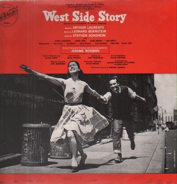 #<Artist:0x00000000089d5bb8> - West Side Story