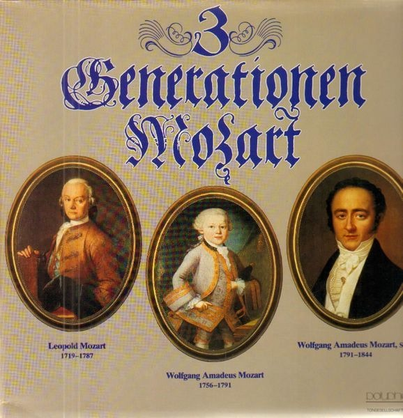 Leopold Mozart, 106 vinyl records & CDs found on CDandLP