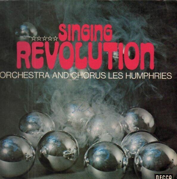 #<Artist:0x007f02b213a608> - Singing Revolution