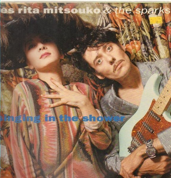 LES RITA MITSOUKO & SPARKS - Singing In The Shower - Maxi x 1