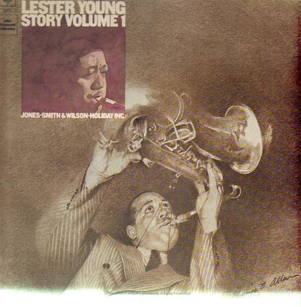 #<Artist:0x007fafd2dcf940> - The Lester Young Story Vol. 1