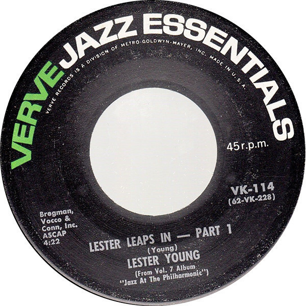 #<Artist:0x0000000008328180> - Lester Leaps In