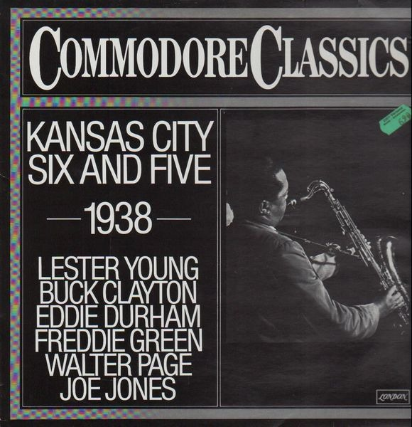 #<Artist:0x007f3a43972eb0> - Kansas City Six And Five - 1938