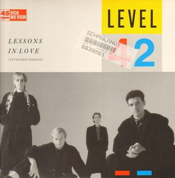 level 42 lessons in love (extended version)