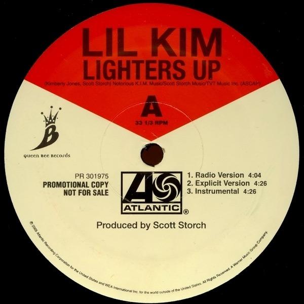 #<Artist:0x007fcf55c05ab8> - Lighters Up / My Ni*#@s