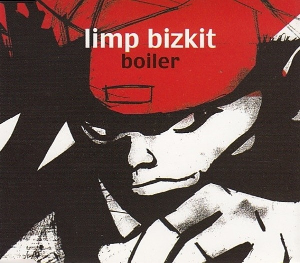Boiler By Limp Bizkit Cd With Eilcom Ref3077262742