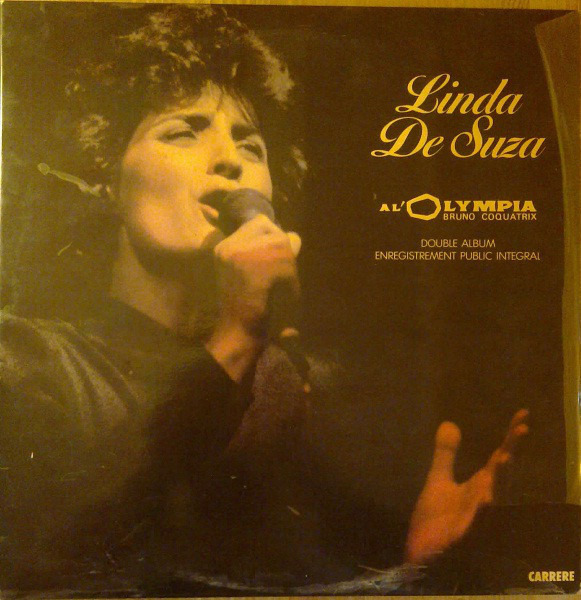 Linda De Suza A L'Olympia 1983 (GATEFOLD)