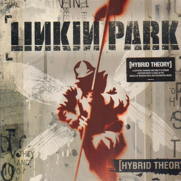 Hybrid Theory By Linkin Park Lp With Recordsale Ref