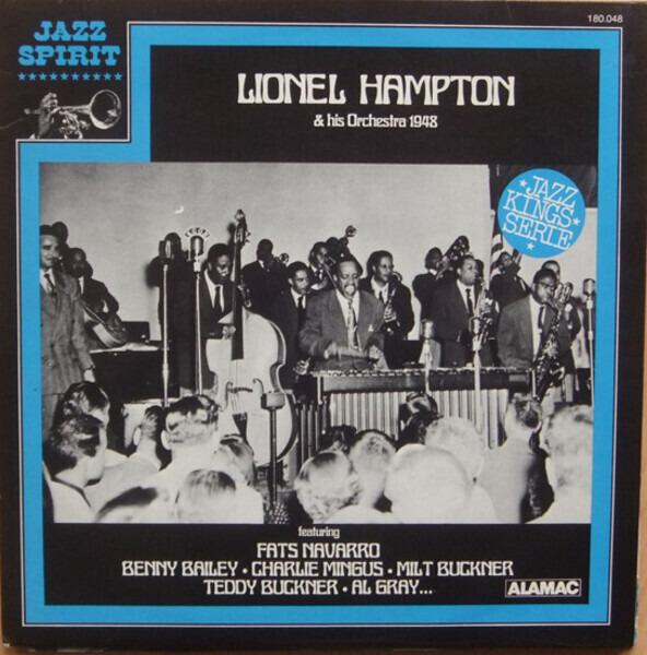 lionel hampton and his orchestra 1948
