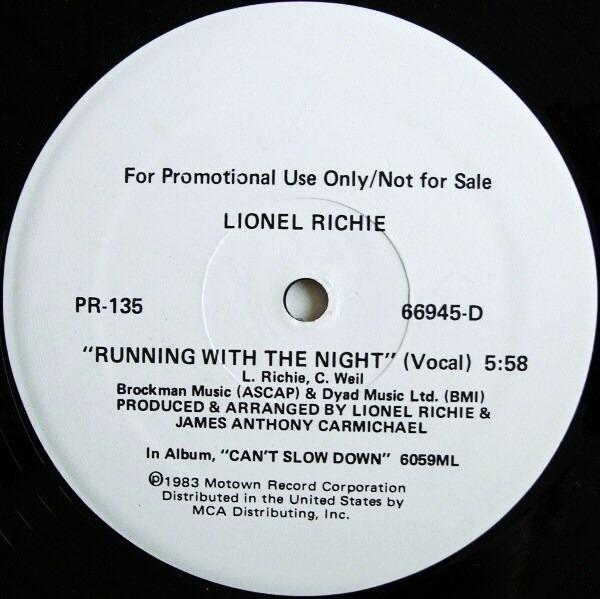 #<Artist:0x007fd40145d4b8> - Running With The Night