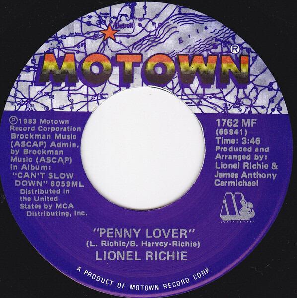 #<Artist:0x00000005991178> - Penny Lover